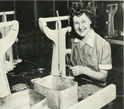 Bead Industries | Machine Worker 1951