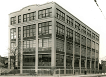 Bead Industries | Old Bead Building