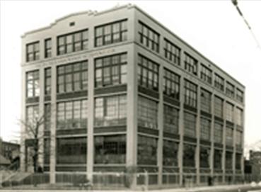 Bead Industries | Old Bead Building